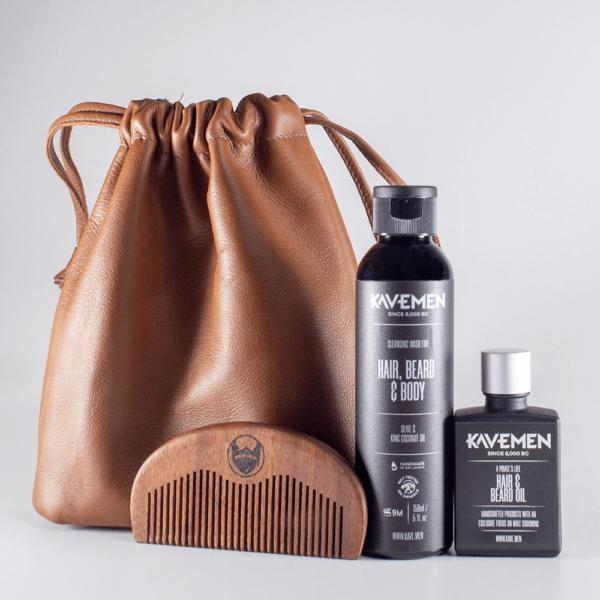 Beard care starter kit